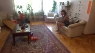 МБА 3, игры и имитация, физкультура и обучение аутиста, 2,5 года