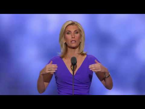 Laura Ingraham EPIC Republican National Convention FULL Speech 7/20/16 RNC
