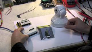 SuperHouseTV #9: Cheap Power-over-Ethernet for IP cameras