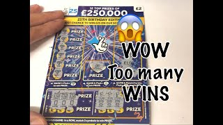 I SPENT £100 ON SCRATCHCARDS! & THIS HAPPENED 😱💰