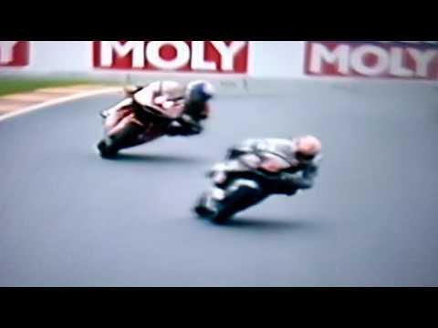 Moto2 - Jerman 2016 - Battle Johann Zarco Vs Jonas Folger