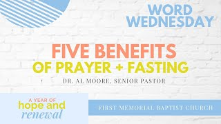 5 Benefits of Praying and Fasting