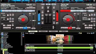 Tierra Cali Mix Los Creadores Del Sacadito- DJ Jorge***El Danger*** 2012.