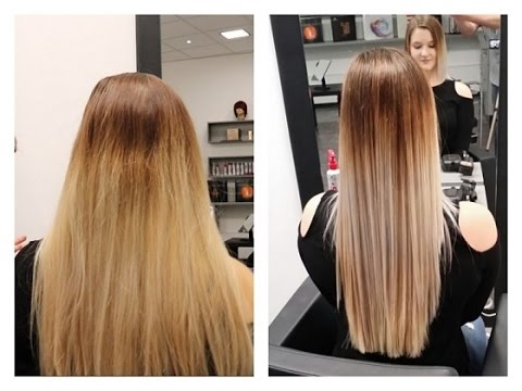 olaplex erfahrung balayage selber f rben sonny loops doovi. Black Bedroom Furniture Sets. Home Design Ideas