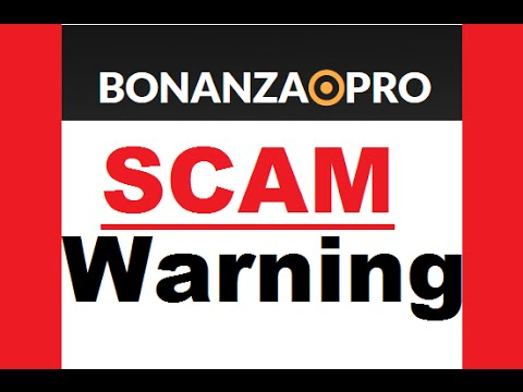 Bonanza Pro Review - Trading Signal SCAM Software (Warning)