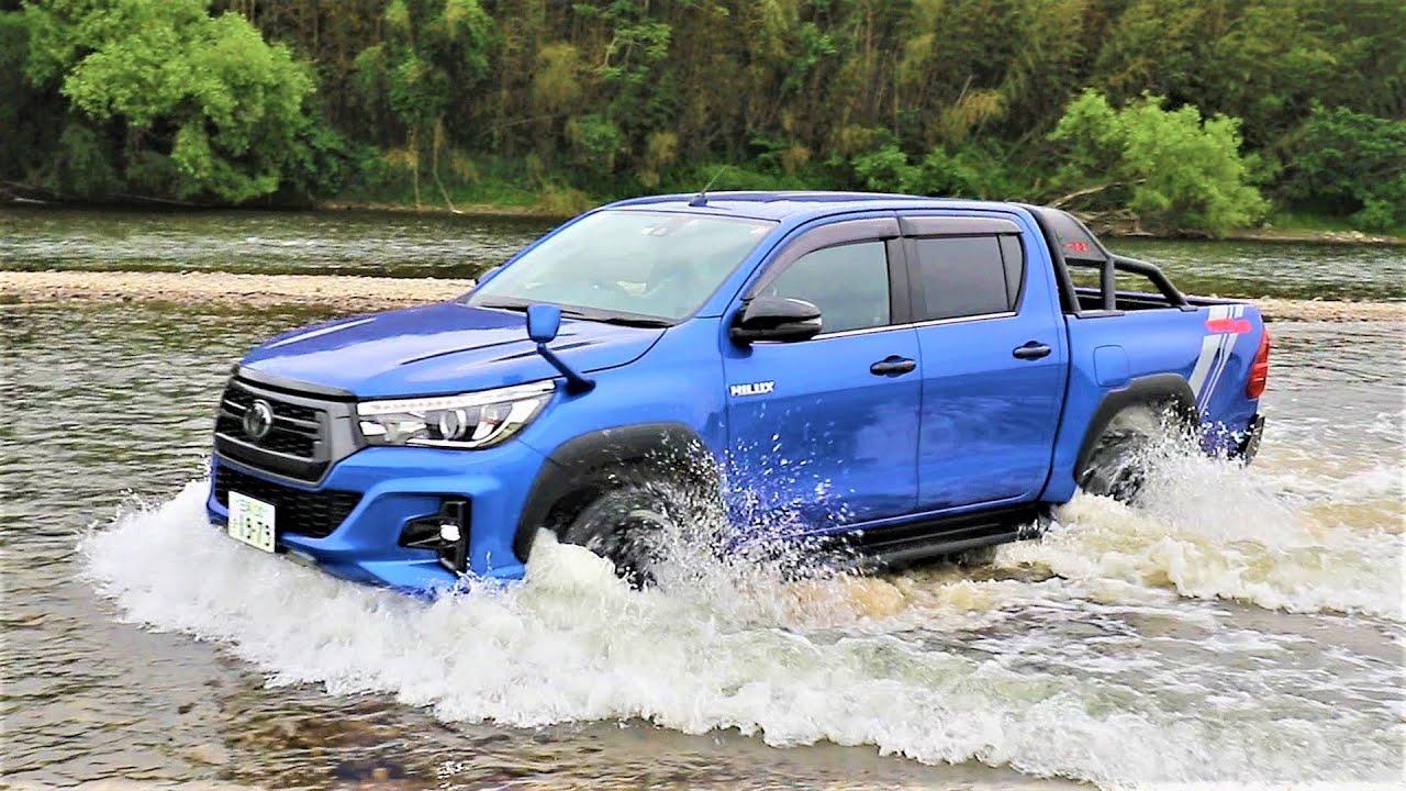 Kelebihan Kekurangan Toyota Hilux Offroad Top Model Tahun Ini