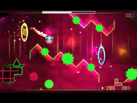 Geometry Dash world seismic tossb100% read description