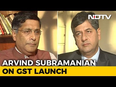 Should Tide Over Hurdles In 3-6 Months: Arvind Subramanian On GST Launch