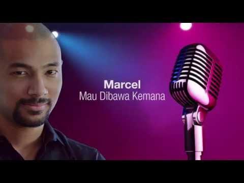 Marcel- Mau dibawa kemana | Indonesian Karaoke Idol Version