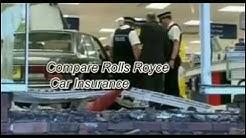 Rolls Royce Car Insurance