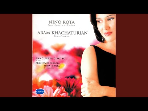 Piano Concerto in D-Flat Major, Op. 38: Andante con Anima