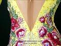 #2963 International Ballroom Standard Dance dress 2