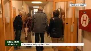 LITOMĚŘICE: Komunální volby vyhrála ODS