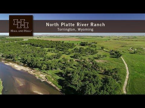North Platte River Ranch - Torrington, Wyoming