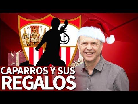 Caparrós prepara regalos para Navidad: de una joya del Milán a un exsevillista   Diario AS