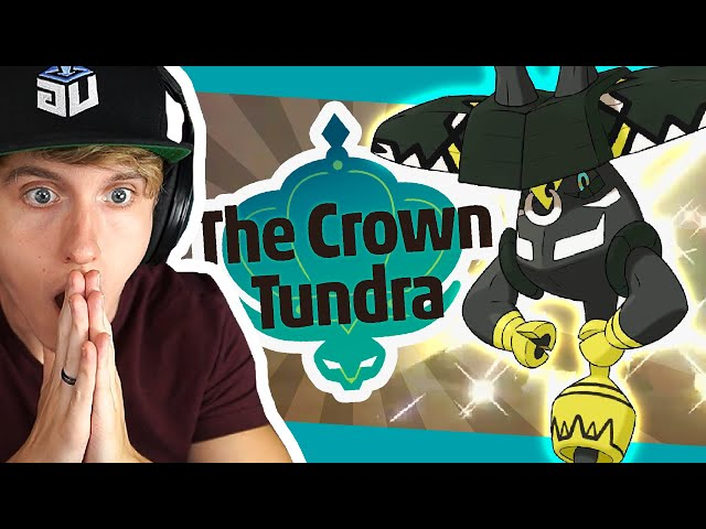 Crown Tundra • DYNAMAX Shiny Hunting Tapu Bulu • Pokemon Sword & Shield DLC