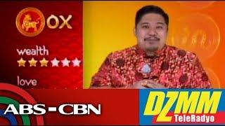 DZMM TeleRadyo: Year of the Ox: 'Magandang suwerte pagdating sa pera'
