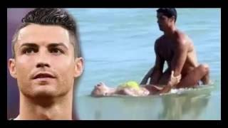 Cristiano Ronaldo Sexiest moments with girlfriends on Beach HD || CR7 Doing Girlfriends