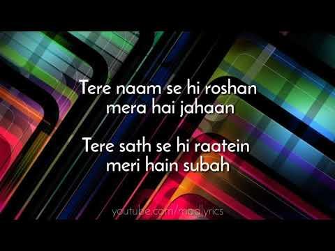 Tum Se Lyrics | Jalebi | Jubin Nautiyal
