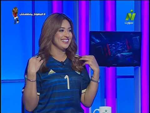 مساء الأنوار - مدحت شلبي يستضيف مشجعي تونس والجزائر في استوديو مساء الأنوار