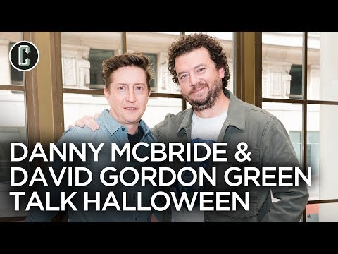'Halloween': Danny McBride and David Gordon Green on Crafting the Sequel, Violence, and More Mp3