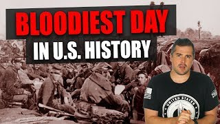 This was the bloodiest day in US history