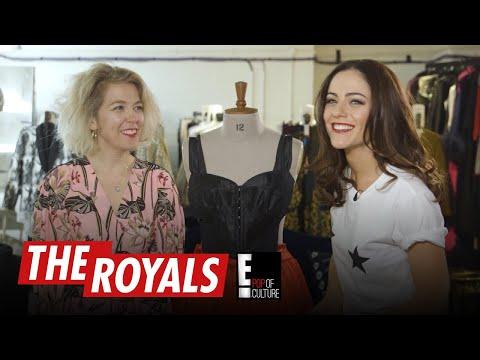 """The Royals"" Alexandra Park's Season 4, Episode 7 Favorite Look   E!"