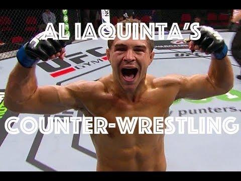 Al Iaquinta - Counter-Wrestling Highlights/Breakdown