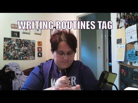 Writing Routines Tag [CC]