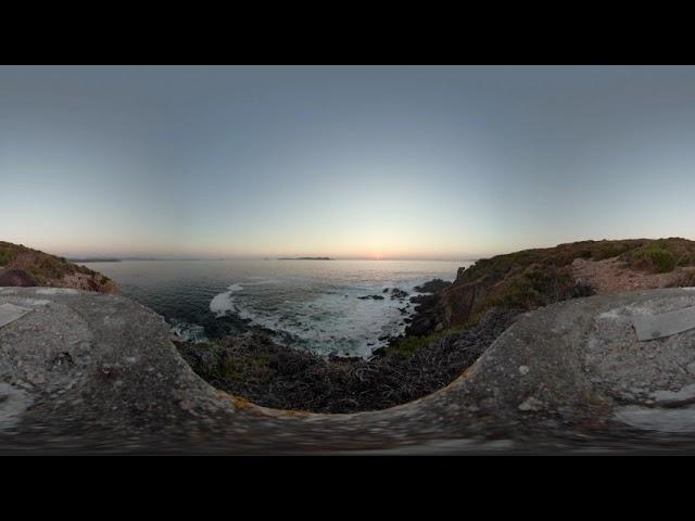 Punta Faxilda - Ons 360º
