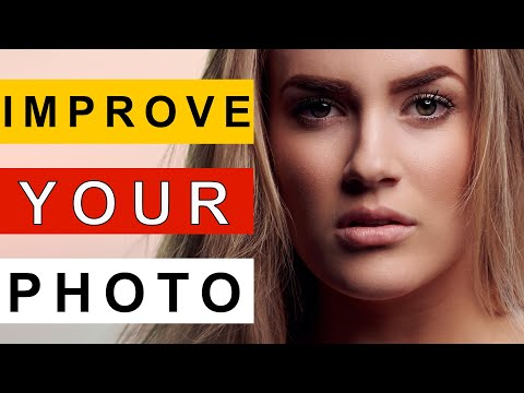 Improve Your Portraits 5 Tips To QUICKLY IMPROVE Your PHOTOS | Portrait Tips