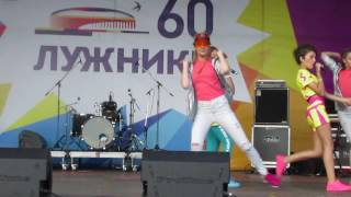 Концерт Лужники Open Kids and Open Crew Show Girls