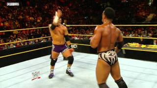 WWE NXT: The Usos vs. Darren Young & JTG