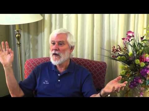 Tom Campbell - Crop Circles, Aliens, UFOs, Psi Abilities