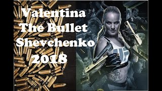 Valentina Shevchenko 👊 The Bullet ► The Champ is Coming  🔫