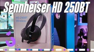Test Sennheiser HD 250BT