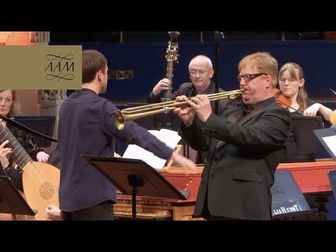 AAM | Sound The Trumpet! | Live In Concert | David Blackadder & Soraya Mafi