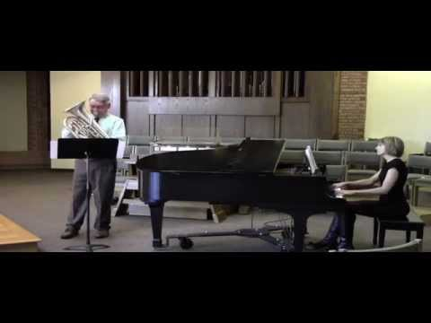 Bill, from Showboat - Euphonium Solo with Piano