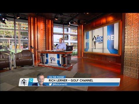Golf Channel Analyst Rich Lerner Talks FedEx Cup & More - 7/18/16