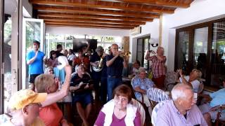 "Majorca 2013: Charlestown Jazzband plays ""Bourbon Street Parade"""