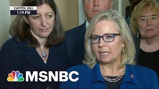 Rep. Liz Cheney Speaks After Jan. 6 Committee