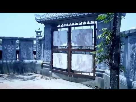 Lăng mộ đá tiền tỉ của đại gia Ninh Bình