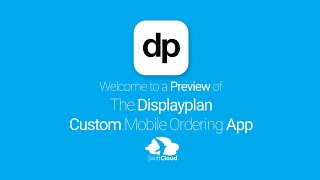 Displayplan - Mobile App Preview - DIS684W