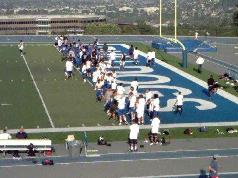 CSM Football Team College Of San Mateo