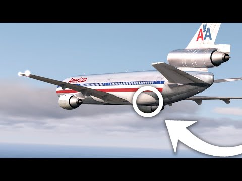This Plane Was About To Crash. Why Didn't It? American Airlines Flight 96