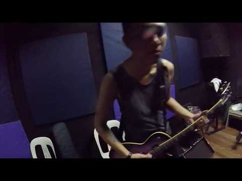 GoPro session test cam Band rehearsal (Letter Day Story) ESP LTD Eclipse