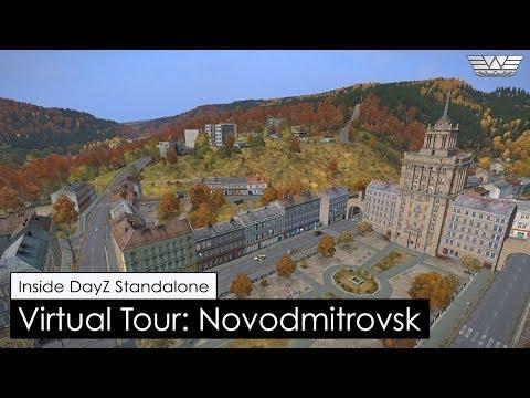 Inside DayZ Standalone: Novodmitrovsk (Virtual Tour)