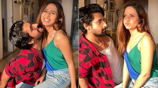 Ravi Dubey-Sargun Mehta On Their Lockdown Life, Shooting Toxic At Home & Their Chemistry | SpotboyE