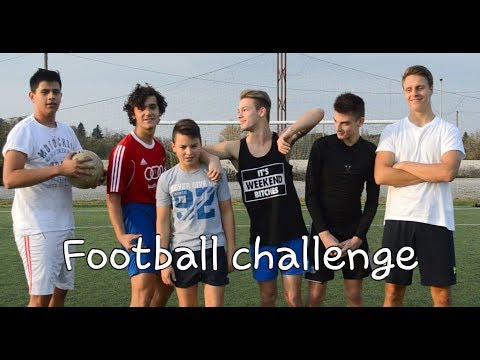 FOOTBALL CHALLENGE with Zakon Braće