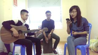 Wait + Yên bình guitar cover